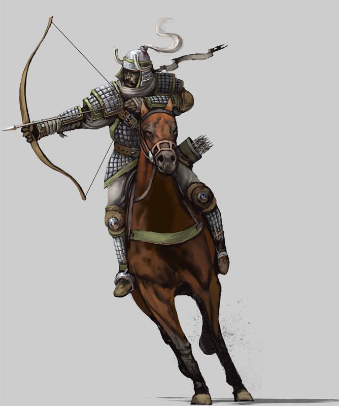 türk süvari ile ilgili görsel sonucu