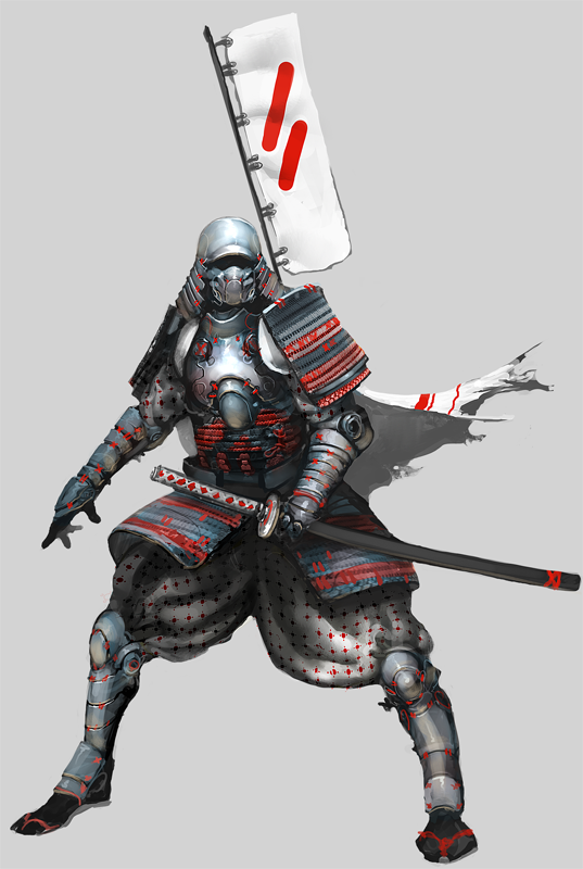 Asian Samurai 83