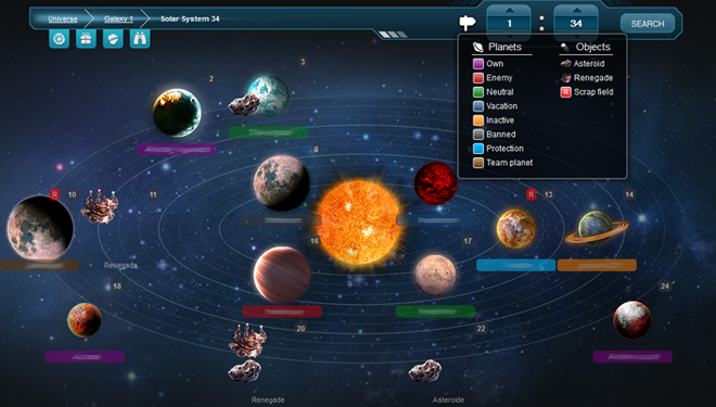 planets in different solar systems - photo #9